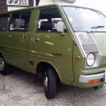 昭和48年 トヨタ 初代ライトエース KM10V ワゴン登録 再入庫です!