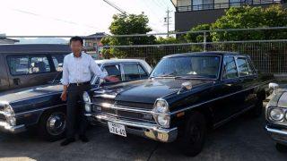 栃木県 W様 HA30 グロリア ご成約誠に有難うございました。
