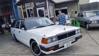 新潟県 A様 日産 セドリック Y30 バン ご成約誠に有難うございました。