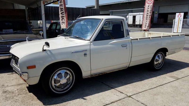 昭和50年 ダットサントラック 620