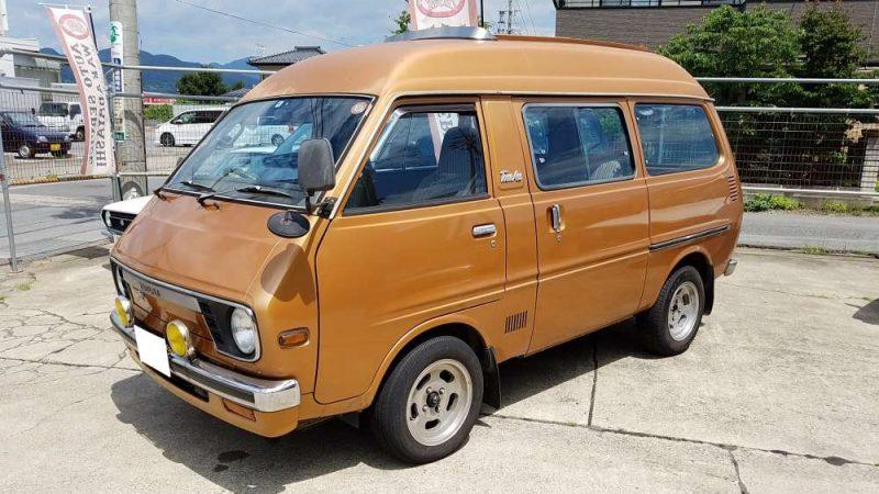 昭和55年 トヨタ タウンエースワゴン TR15G
