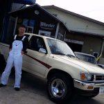 長野県 M様  USトヨタ ハイラックス ご成約誠にありがとうございました。