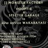 JJ MONSTER FACTORY PINSTRIPE DEMO with HOOPTIE