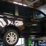 ホンダ ステップワゴン RK6 車検整備