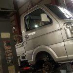 スズキ キャリー DA16T KCスペシャル 納車整備